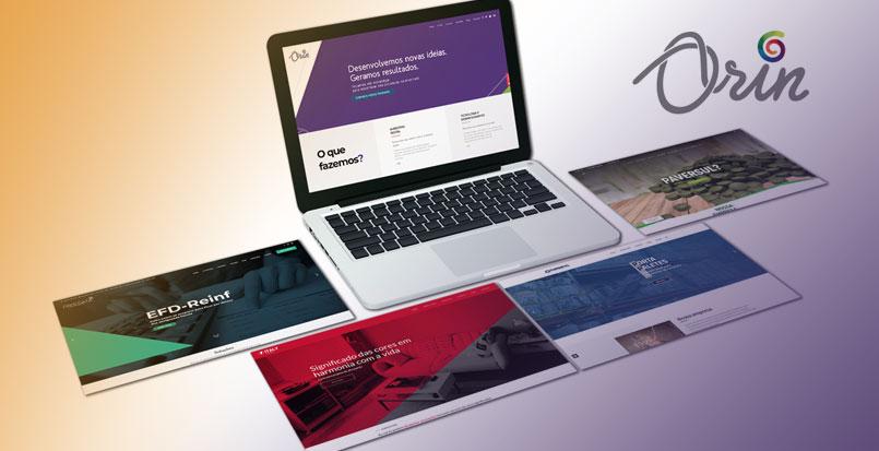 6 motivos para desenvolver seu site com a Orin