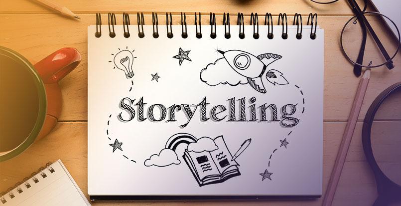Storytelling: marcas que usam o poder da narração para vender mais