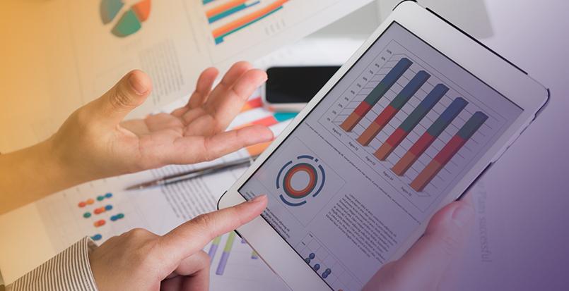 dados para medir os resultados do seu negócio